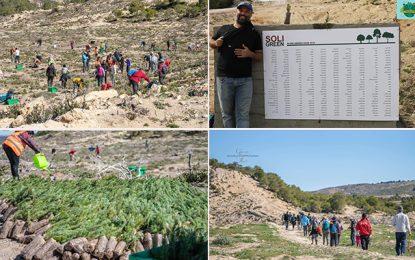 Reboisement : En mars 20.000 arbres seront plantés à Kesra