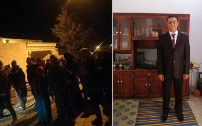 Un corps carbonisé découvert devant la maison des jeunes de Layoun