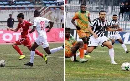 Coupe de la CAF : L'Etoile en pôle position, le Club sfaxien se met en danger