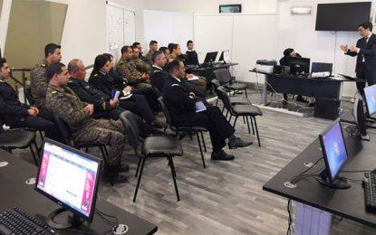 Stage de formation de l'Otan à l'intention de la marine tunisienne