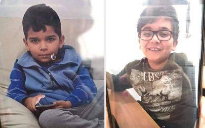 Appel à témoins : Deux frères de 5 et 9 ans portés disparus à la Marsa