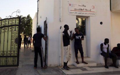 Fermeture imminente du centre d'accueil des réfugiés de Médenine