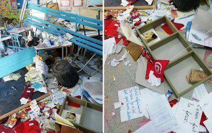 Moknine : Cinq ados arrêtés pour le vandalisme de l'école Ben Salah