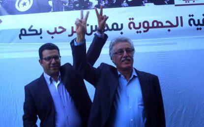 Alaoui : Mongi Rahoui est présidentiable et fera un bon candidat du Front