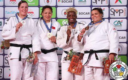 Grand Prix de Marrakech : Le bronze pour Nihel Cheikhrouhou