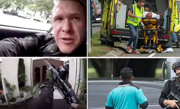 Attaque Terroriste: Nouvelle-Zélande : Le Terroriste Tarrant «contre Les