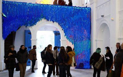 Exposition de Ferielle Zouari : La Boîte Hors les murs, en mer voisine