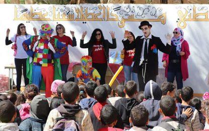 Ooredoo El Khir rénove des écoles à Sidi Bouzid et Gafsa