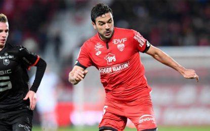 Le Tunisien Oussama Haddadi intéresse le club turc Besiktas