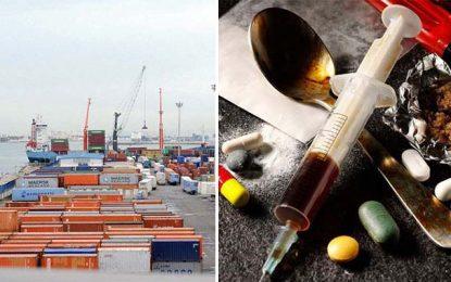 Un agent du port de Radès tente de faire introduire de la drogue