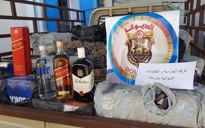 Tunisie : un paradis pour la contrebande d'alcool et de cannabis ?