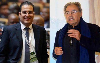 Riadh Bennour et Abdelmajid Sahraoui rejoignent Tahya Tounes