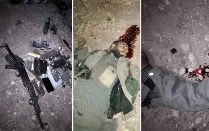 Opération antiterroriste à Salloum : Des armes et des explosifs saisis