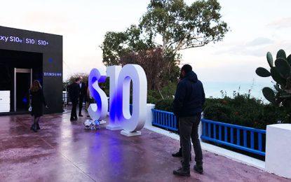 Smartphone: Samsung Tunisie dévoile ses S10 à partir de 2899 DT