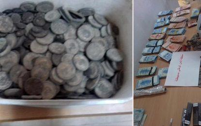 Sbeïtla : Des dealers en possession de pièces archéologiques