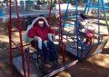 Sfax : Une aire de jeux pour enfants à mobilité réduite