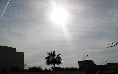 Météo: Semaine ensoleillée avec des températures atteignant 29°C