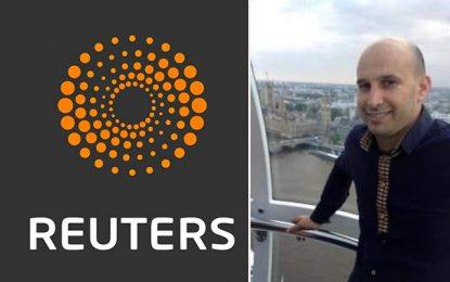 Tarek Amara, correspondant de Reuters arrêté en Algérie