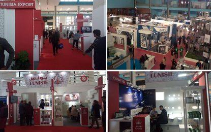 L'offre des entreprises tunisiennes au salon Batimatec d'Alger