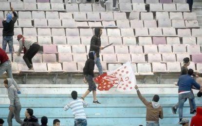 Violences dans les stades : Plus de supporteurs dans les virages