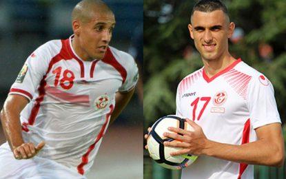 Equipe de Tunisie : Forfait de Wahbi Khazri et Ellyes Skhiri