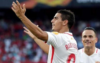 Manchester United veut le Franco-tunisien Wissam Ben Yedder cet été