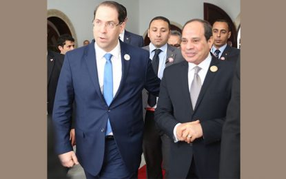 Finalement, Abdelfattah Al-Sissi participe au sommet arabe de Tunis