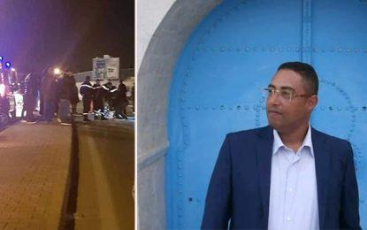 Tunis : Le commissaire principal Jelassi mortellement fauché à Bab Alioua