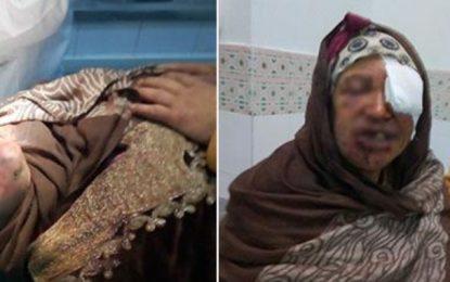 Kairouan : Il agresse sa mère, la séquestre et tente de la violer !