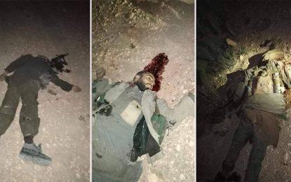 Parcours sanglant des 3 terroristes abattus hier à Jebel Salloum