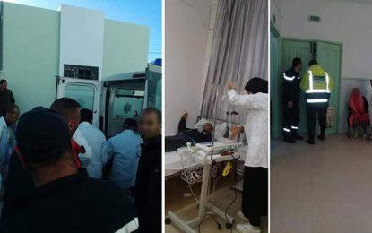 Accident de la route à El-Fahs : Deux ouvrières agricoles décédées