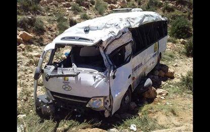 Gabès : L'excès de vitesse, cause de l'accident de Matmata