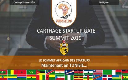 Africa Startup Gate Summit s'invite en juin 2019 à Carthage