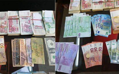Aïn Draham : Un suspect arrêté pour trafic de devises