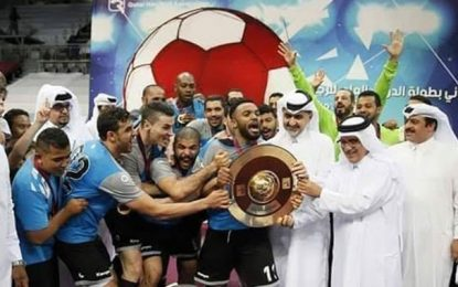 Handball : Le champion du Qatar est un «club tunisien»