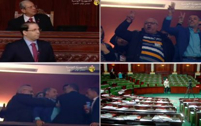 L'audition de Youssef Chahed se termine en queue de poisson