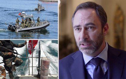 Européens armés interceptés à la frontière tunisienne : Bergamini précise
