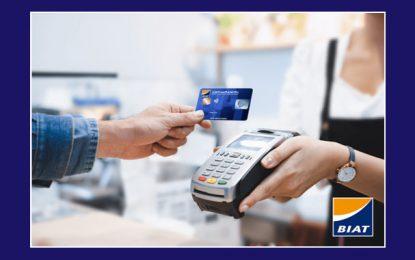 Carte bancaire : La Biat lance l'offre du paiement sans contact