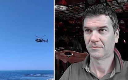 Disparu depuis 3 jours, Sami Ettounsi retrouvé au large de Bizerte