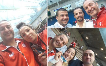 Cap Town: Trois médailles pour la Tunisie au 1er jour du championnat d'Afrique de judo
