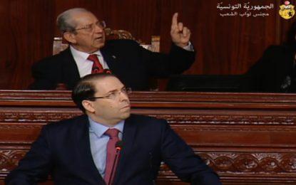 Chahed : «Nous reviendrons quand l'Assemblée sera disposée à nous écouter»