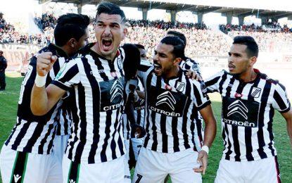 Coupe de la CAF: Club sfaxien – Berkane en demi-finale le 28 avril à Sfax