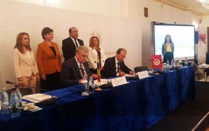 Création d'un conseil d'affaires mixte tuniso-roumain