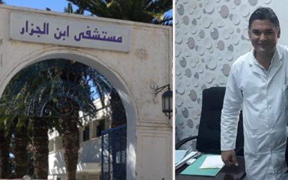 Kairouan : Dr Mejaouel explique sa «désertion» de la santé publique