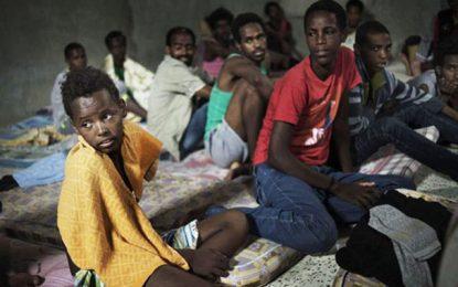 Comment ma famille a été kidnappée et vendue comme esclave en Libye