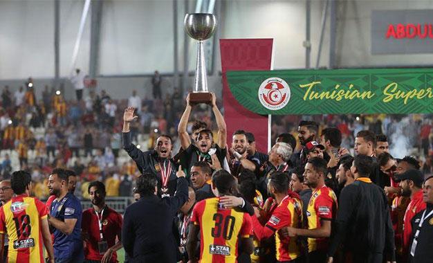 D Une Super Coupe L Autre L Esperance De Tunis Est Il Convaincant