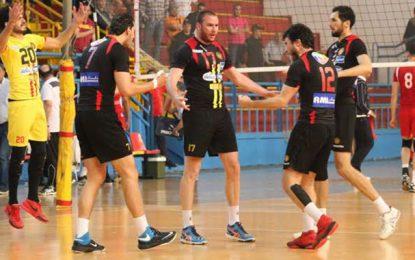Volley : L'Espérance file vers le titre de champion de Tunisie