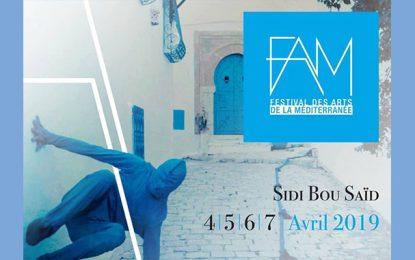 Le Festival des arts de la Méditerranée à Sidi Bou Saïd