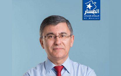 Faouzi Charfi nouveau secrétaire général du parti Al-Massar