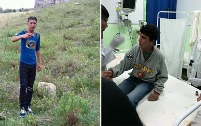 Fernana : Disparu dimanche dernier, Anis Ibidhi retrouvé et transporté à l'hôpital